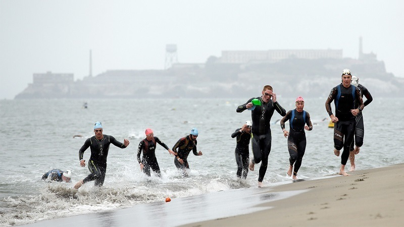 The Ten Best Triathlon Races In The U.S.