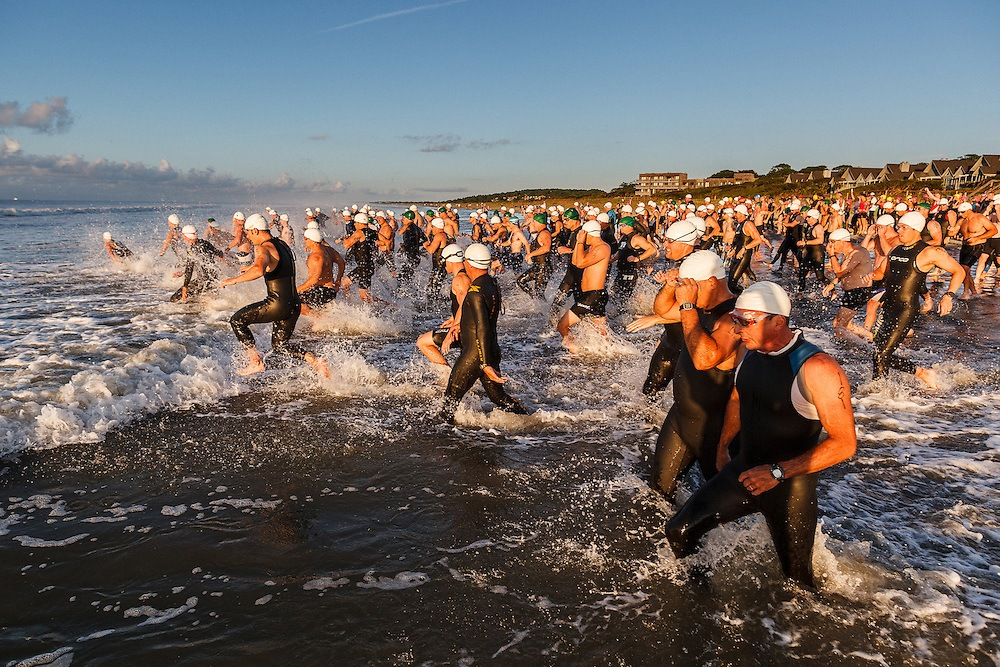 Kiawah Island Triathlon, SC, USA