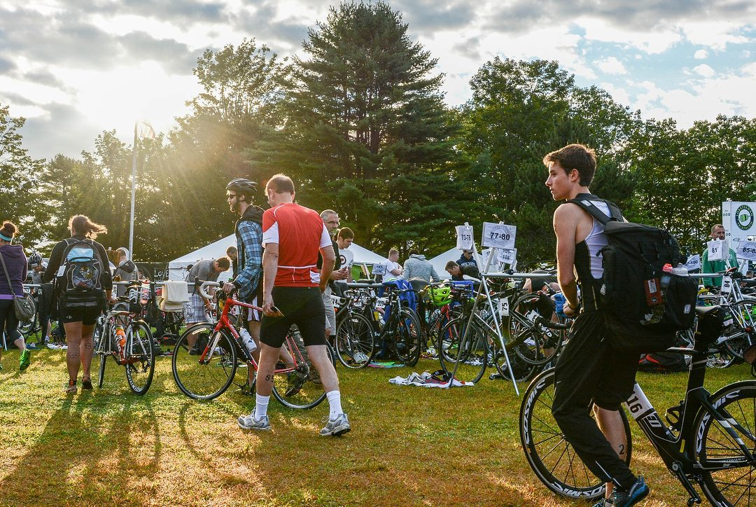 Lobsterman Triathlon, Freeport ME, USA