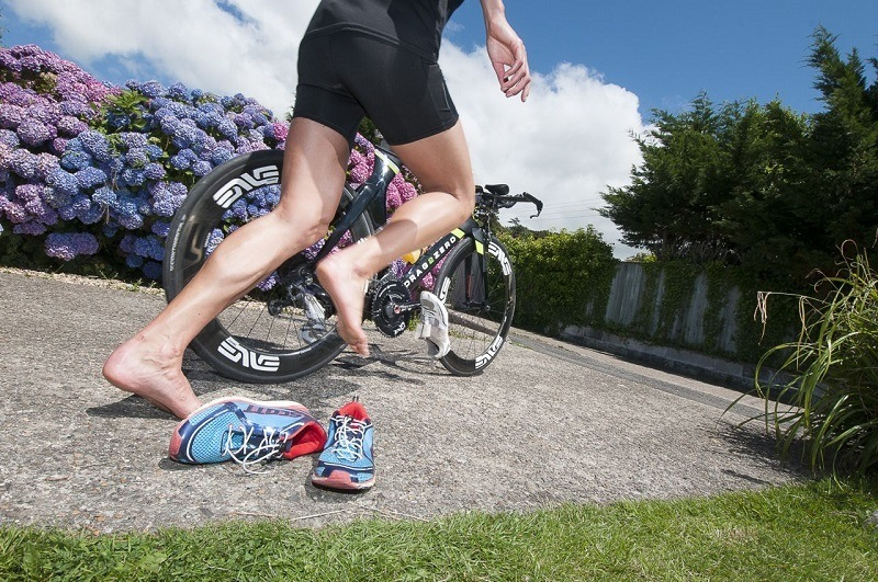 How To Train For The Bike segment Of A Triathlon